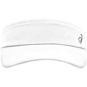 asics Performance Visor, brilliant white
